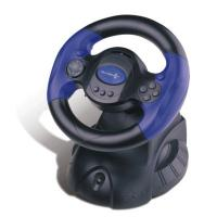 OEM Steering Wheel And Pedals , PC USB Gaming Steering Wheel for sale