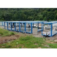 Buy cheap Customized Flat Pack Container House / Roof Shipping Storage Container Buildings product
