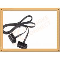Buy cheap Automotive Flat OBD 16 Pin OBD Extension Cable CK-MF08D01L product