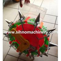 Buy cheap 2016 new model hand seeder, manual garden planter from wholesalers