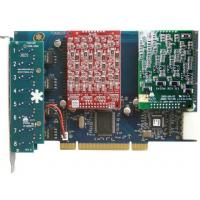 TDM800P Asterisk Card with 4FXO&4FXS Port for Call Center
