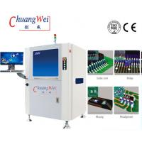 Buy cheap Germany Camera Automated Optical Inspection Systems , SMT LED Inspection Machine product