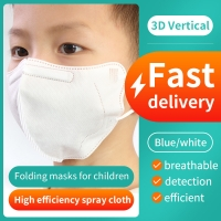 Buy cheap 5 Layers Kn95 PFE 80% Children'S Disposable Face Masks product