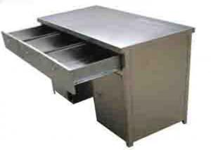 Buy cheap Stainless Steel Clean Room Bench Workbench Anti Static Worktable product