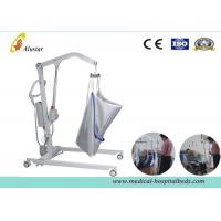 Buy cheap Double Wheel Hospital Bed Accessories , Home Care Patient Lifter For Match With Bed product