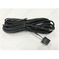 Buy cheap Black Taximeter Electrical Wire Harness For Commercial Vehicles With Samtec ISSM-04 from wholesalers