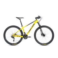 China 30 Speed Big Tires 27.5 Inch Off Road Mountain Bike Carbon Fiber Frame No Fold on sale