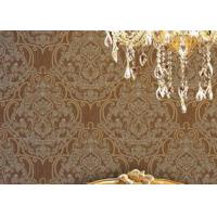 Buy cheap Embossed 1.06m Korean Wallpaper / Soundproof Living Room Modern Wallpaper , Country Style product