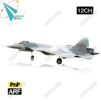 Buy cheap T50 12CH battery power EPO Material RC Plane EDF Jet product