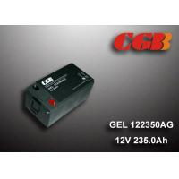 Buy cheap 12V 235AH Valve Regulated Lead Acid Rechargeable Battery for Energy Storage product