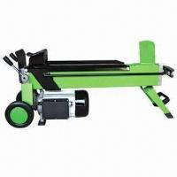 Buy cheap Electric Horizontal Log Splitter with 520mm Length and 50 to 250mm Diameter product