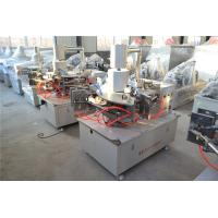 Semi Automatic Plastic Blow Moulding Machine With Four Station Turntable Extrusion ISO9001