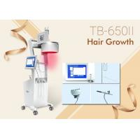 Buy cheap Multifunctional Beauty Laser Hair Growth Machine Laser Cap For Hair Regrowth product