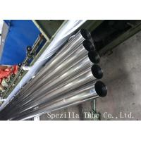 China TP 304 Stainless Steel Tubing , Stainless Steel 304 Pipes Heat Resistance on sale