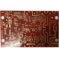 Buy cheap Custom Printed Circuit Board / Ip Camera Pcb Board With RoHS Compliant product