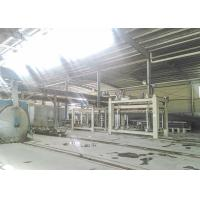 Quality High Efficiency Automatic AAC Cutting Machine Concrete Block Wall for sale