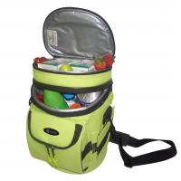 Buy cheap Heat sublimated aluminum foil cooler bag thermal bag product