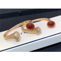 Buy cheap Van Cleef And Arpels Inspired Jewelry , Perlée Couleurs Bracelet Medium Model product