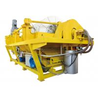 Buy cheap Durable HTG 21 M2 Vacuum Disc Filter System Mining Dewatering Purposes from wholesalers