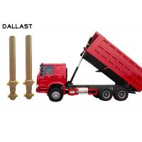 Buy cheap Multi Stage Telescopic Hydraulic Cylinder , Agricultural Telescopic Dump Truck Cylinders product