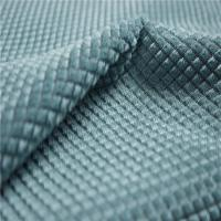 Buy cheap Soft Textile Upholstery Fabrics Polyester Ripstop Fabric 150gsm-300gsm product