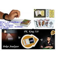China XF Plastic Da Vinci Playing Cards Marked With Perspective Invisible Ink For Lenses And Analyzer on sale