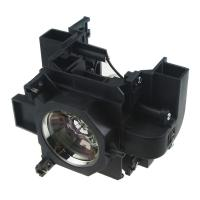 China Black Housing Digital Projector Lamps , Sanyo Projector Lamp Replacement on sale