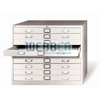 Buy cheap Metal Drawing Storage Cabinets for Draftsman product