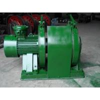 Buy cheap Electric Marine Deck Equipment for Ship , Automatic Rope Guide Marine Motor product