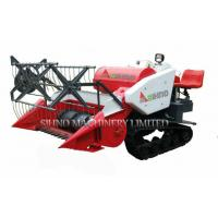 Buy cheap Rice and Wheat Mini Combine Harvester with 1.2m Cutting Width, product