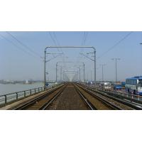 Buy cheap Light Weight Steel Building Structures For Electrical Railway Steel Poles, Warehouse product