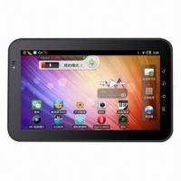 Buy cheap Tablet PC, 7-inch LED Dual Core Google's Android 4.0 Bluetooth 3G Voice Calling 2160P HD Video product
