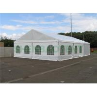 China Aluminium Material 10x20 Outdoor Tent , Small Event Marquee Tent A Frame on sale
