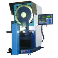 Buy cheap Horizontal Optical Digital Profile Projector Machine For Shaft Parts Measuring product
