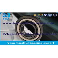 Buy cheap High Speed Rotation Brass Cage Cylindrical Roller Bearing For Automotive / Rolling Mill product