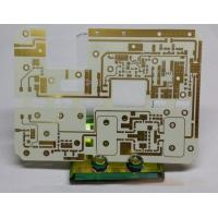 Buy cheap High Frequency PCB circuits board Rogers RO4003C with Immersion gold and Quick turn pcb(PCBA) prototype Service product