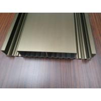 Quality Interlocking Anodized Waterproof Aluminum Decking Boards Materials 6000 series Grade for sale
