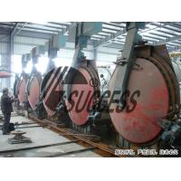 Buy cheap Automatic AAC Autoclave High Temperature Cement Block Autoclaves product