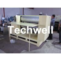 Buy cheap 1200 / 1220 / 1250mm MDF Embossing Machine With Temperature Control System product