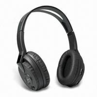 China IR Wireless Headphones with Stereo Audio, 10m Working Range and Automatic Power-off Function on sale