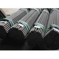 Buy cheap Round Cold Drawn 316L Steel Seamless Pipe , High Temperature Tube product