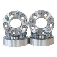 "Quality 3"" (1.5"" per side) 5x4.5 HUBCENTRIC Wheel Spacers Wrangler TJ Cherokee for sale"