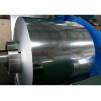 China Anti Finger Hot Dipped Galvanized Steel Coils , Galvalume Steel Coil on sale
