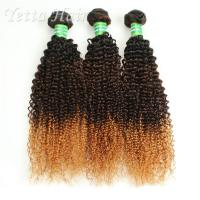 China Indian Long Mixed Color Grade 7A Virgin Hair For Black Woman on sale