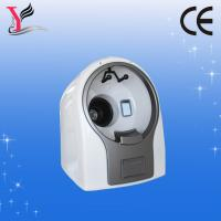 China Magic Mirror system skin analyzer / hair & skin analysis machine/skin moisture testing wholesale