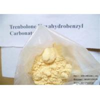 Buy cheap CAS 23454-33-3 Trenbolone Steroid parabolan / Trenbolone Hexahydrobenzylcarbonate product