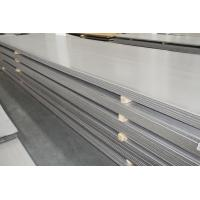 Buy cheap 2B / BA / NO1 Finish Hot Rolled Steel Plate , 0.3mm - 110mm Stainless Steel Metal Sheet product