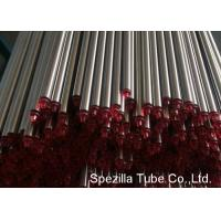 Buy cheap TP316 / 316L Precision Stainless Steel Tubing Size 6mm - 25.4mm Cold Drawn product