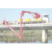 Buy cheap 6x4 16M Dongfeng Bucket Bridge Access Equipment / Bridge Inspection Equipment DFL1250A9 product