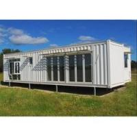 Buy cheap Mobile Quick Assembly Steel Flat Pack Storage Units Prefabricated House product